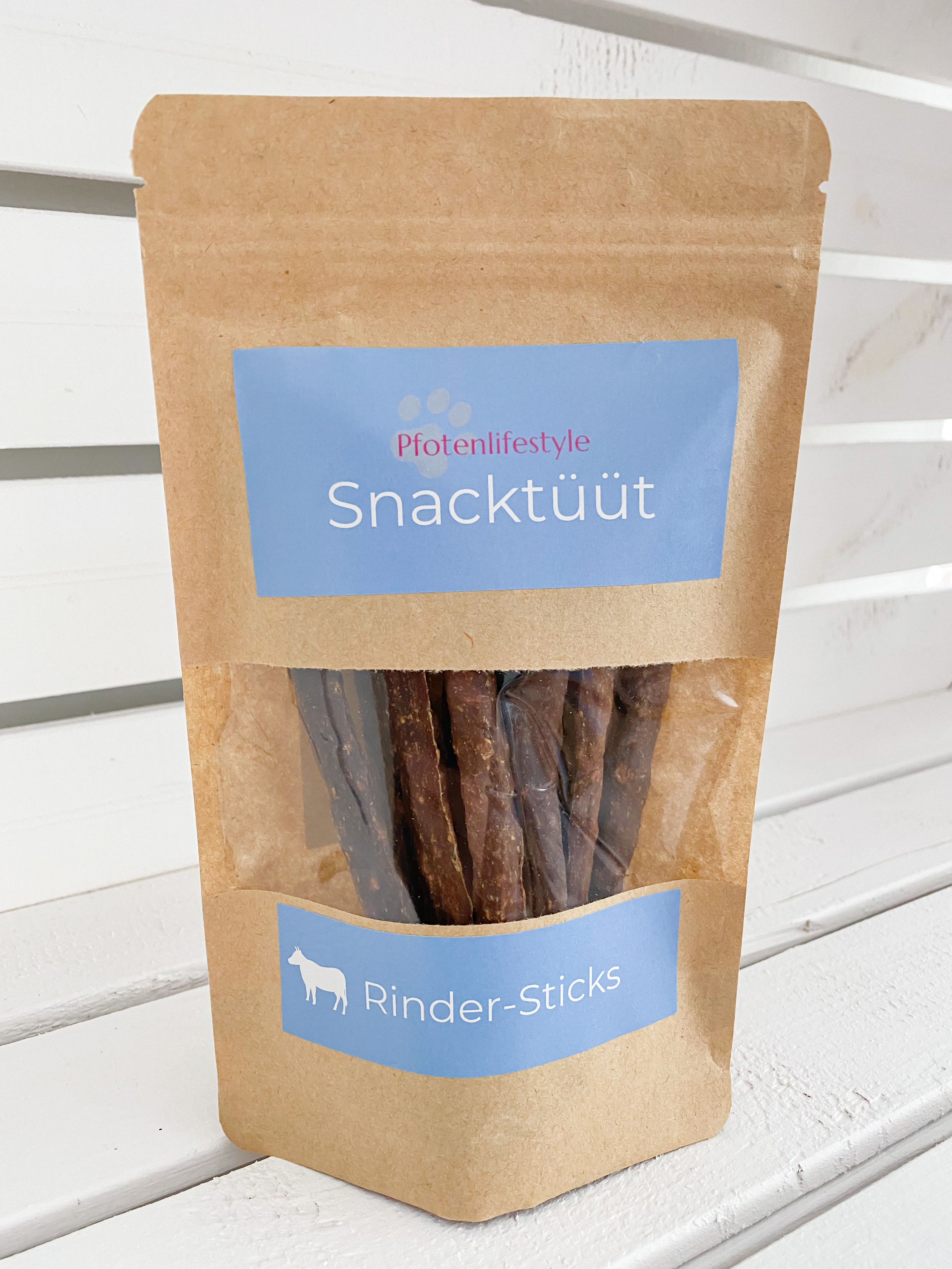 Snacktüüt Rinder-Sticks